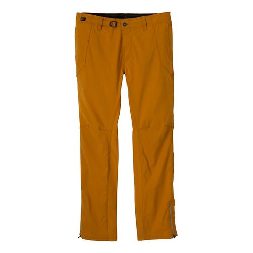 Mens Prana Wyatt Full Length Pants - Sahara 33
