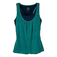 Womens Prana Mika Top Sleeveless Technical Tops