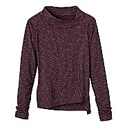 Womens Prana Alicia Pullover Long Sleeve No Zip Technical Tops