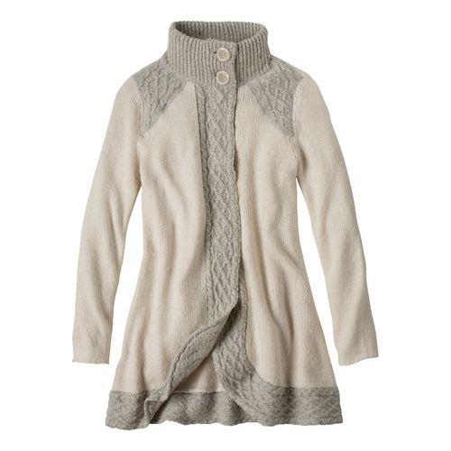 Womens Prana Angelica Duster Outerwear Jackets - Winter XS