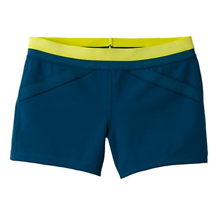 Womens Prana Crissy Fitted Shorts