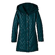 Womens Prana Diva Long Outerwear Jackets