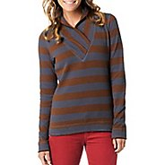 Womens Prana Ivona Long Sleeve Non-Technical Tops