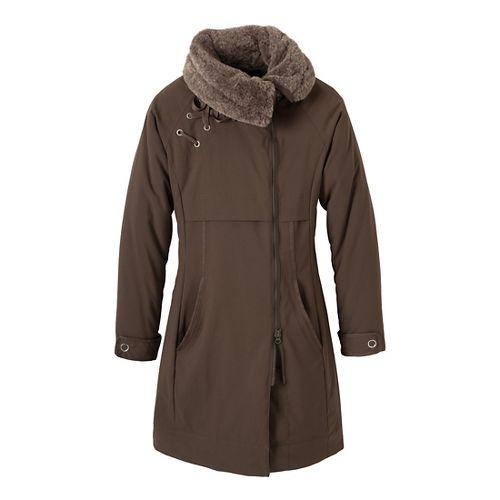 Womens Prana Kagool Outerwear Jackets - Wren XL