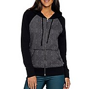 Womens Prana Kasey Hoodie Warm-Up Unhooded Jackets