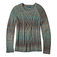 Womens prAna Leisel Sweater Long Sleeve Non-Technical Tops