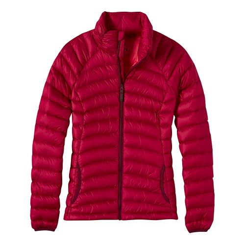 Womens prAna Lyra Down Cold Weather Jackets - Red L