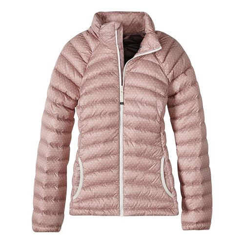 Womens prAna Lyra Down Cold Weather Jackets - Pink S