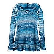 Womens Prana Nina Sweater Long Sleeve Non-Technical Tops
