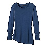 Womens Prana Therese Sweater Long Sleeve Non-Technical Tops