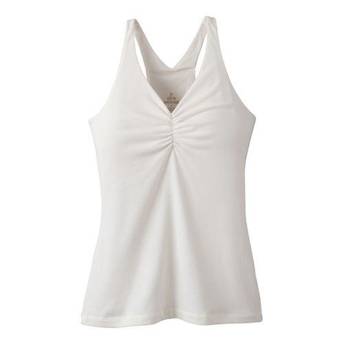 Womens Prana Sabin Chakara Tanks Technical Tops - Winter M