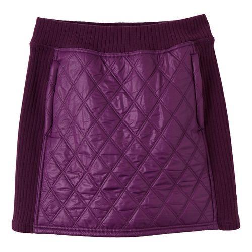 Womens Prana Diva Fitness Skirts - Grapevine L