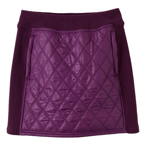Womens Prana Diva Fitness Skirts - Grapevine XL
