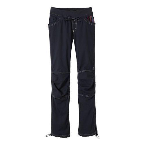 Womens Prana Avril Full Length Pants - Coal L