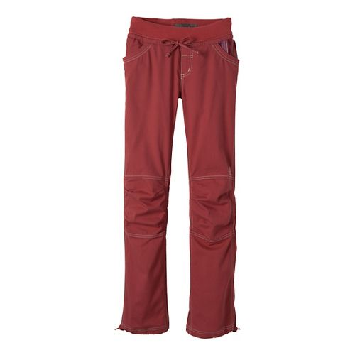 Womens Prana Avril Full Length Pants - Tomato XL