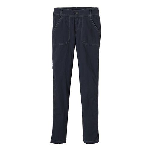 Womens Prana Evie Full Length Pants - Coal OS