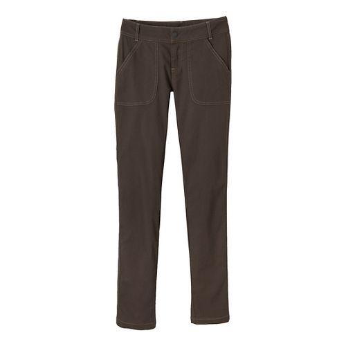 Womens Prana Evie Full Length Pants - Wren 10