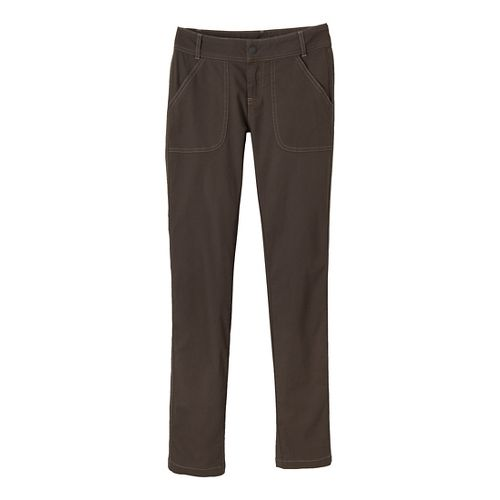 Womens Prana Evie Full Length Pants - Wren 4