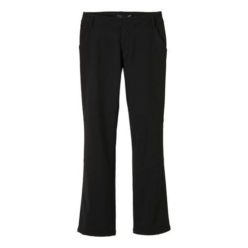 Womens Prana Gondola Full Length Pants - Black 14