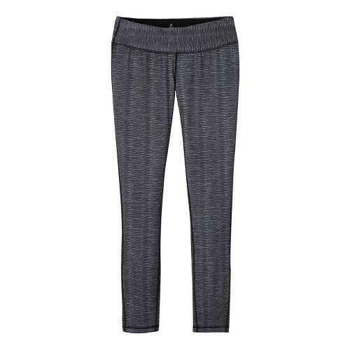 Womens prAna Maison Legging Pants - Black S