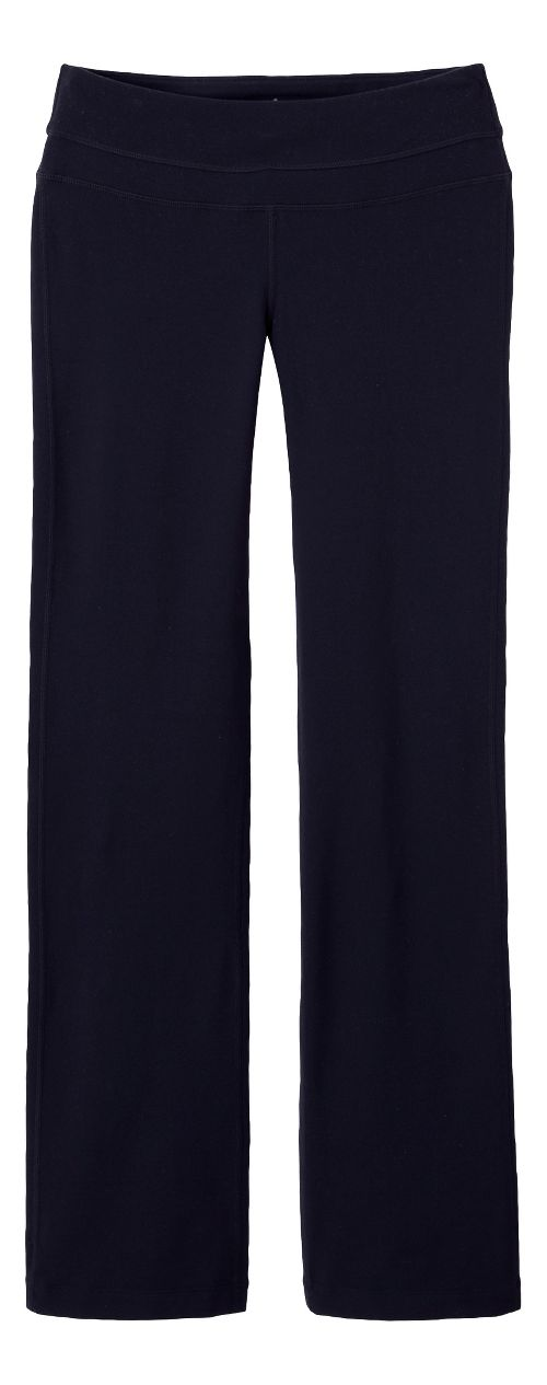 Womens prAna Audrey Pants - Black S-T