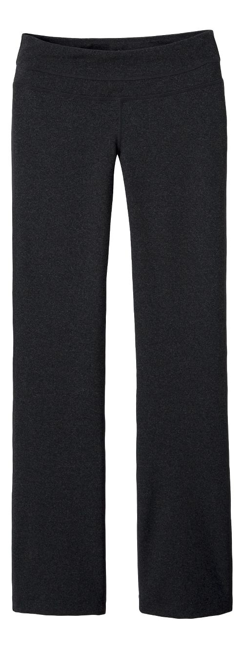 Womens prAna Audrey Pants - Charcoal Heather S-T