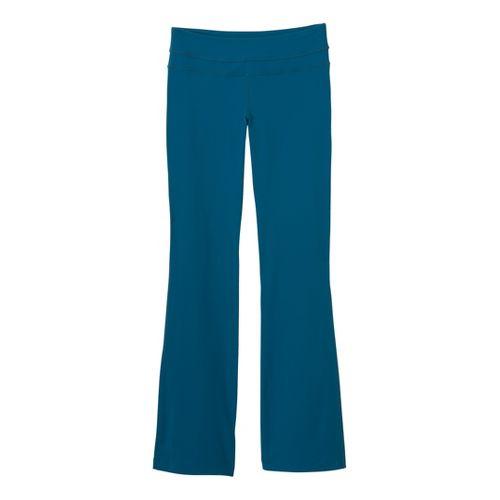 Womens Prana Audrey Full Length Pants - Ink Blue LT