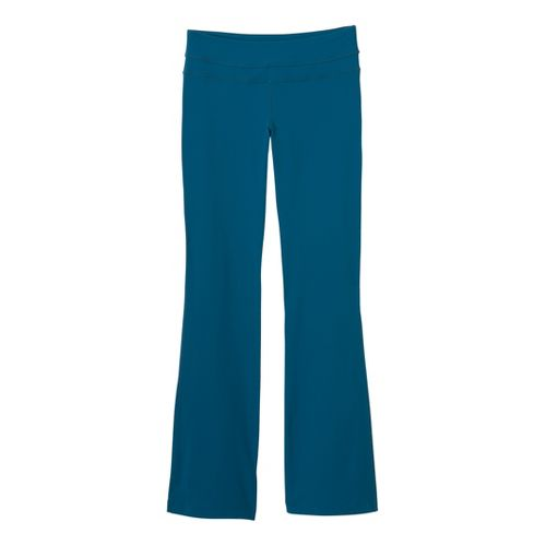 Womens Prana Audrey Full Length Pants - Ink Blue MT