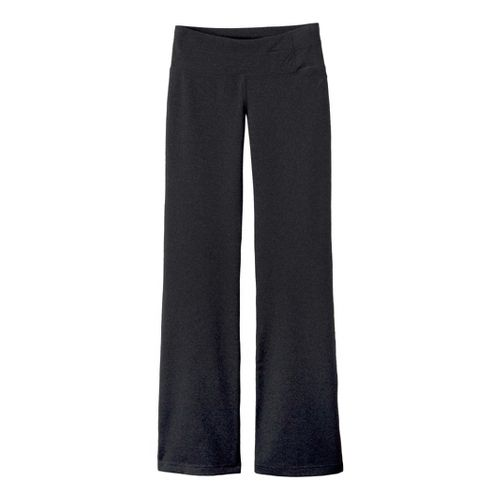 Womens Prana Lolita Full Length Pants - Charcoal Heather L