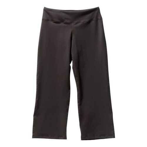 Womens Prana Vivi Capri Pants - Espresso XL