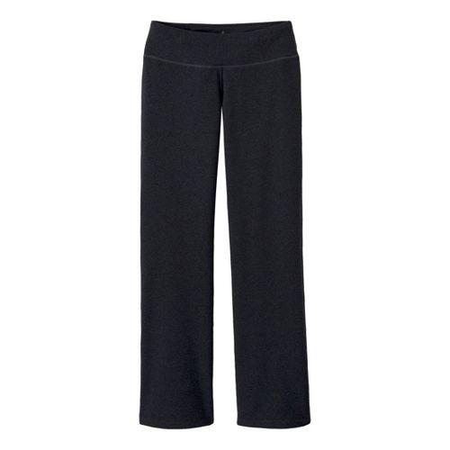 Womens Prana Vivi Full Length Pants - Charcoal Heather L