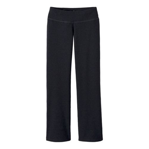 Womens Prana Vivi Full Length Pants - Charcoal Heather M