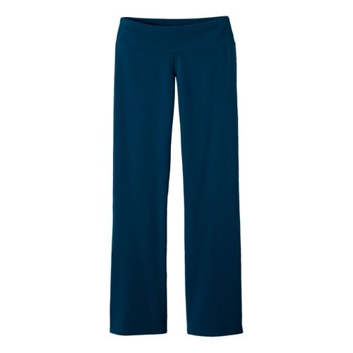 Womens Prana Vivi Full Length Pants - Deep Blue S