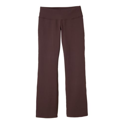 Womens Prana Vivi Full Length Pants - Espresso S
