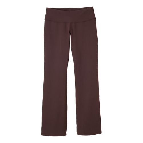 Womens Prana Vivi Full Length Pants - Espresso L