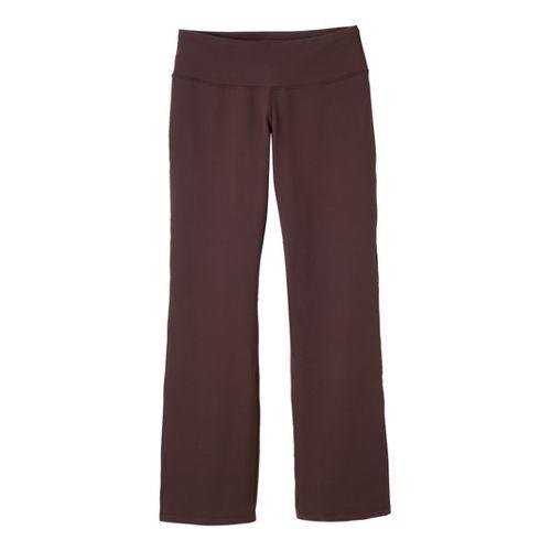 Womens Prana Vivi Full Length Pants - Espresso XL