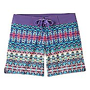 Womens Prana Makenna Board Unlined Shorts
