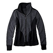 Womens Prana Tobi Zip Up Warm-Up Hooded Jackets