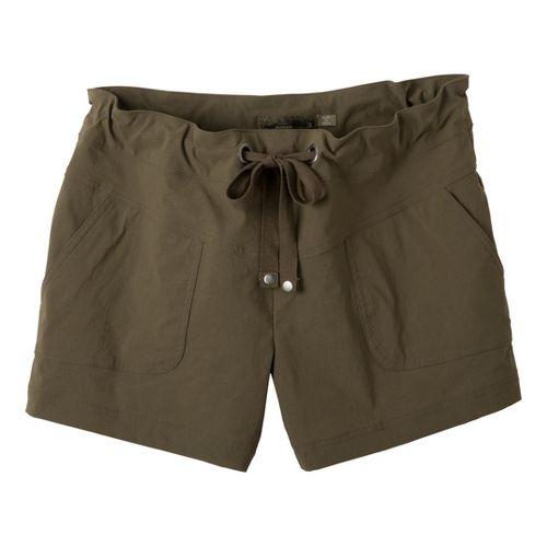 Womens Prana Bliss Unlined Shorts - Ivy L