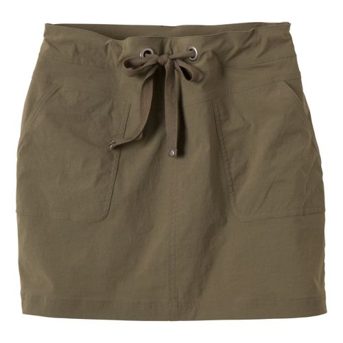 Womens Prana Bliss Fitness Skirts - Ivy XS
