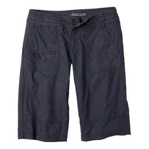Womens Prana Kelly Knicker Unlined Shorts - Monsoon 4