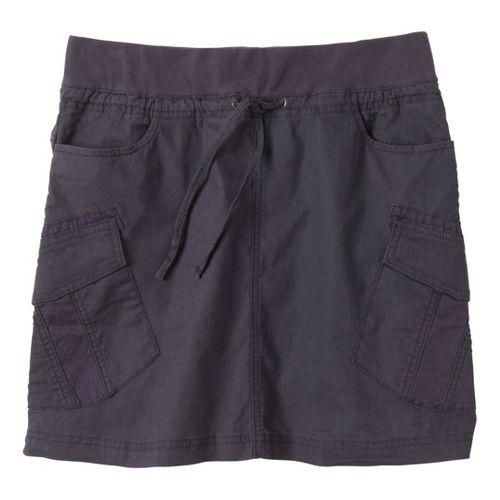 Womens Prana Bailey Fitness Skirts - Monsoon XS