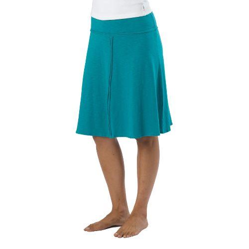 Womens Prana Dahlia Fitness Skirts - Dragonfly XL