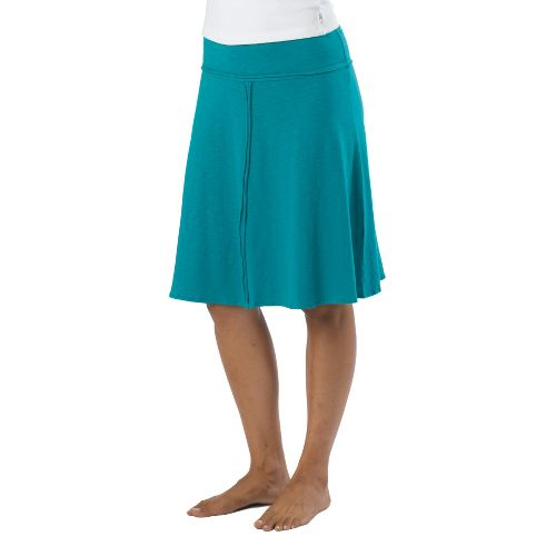 Womens Prana Dahlia Fitness Skirts - Dragonfly XS