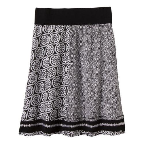 Womens Prana Lisette Fitness Skirts - Black XS