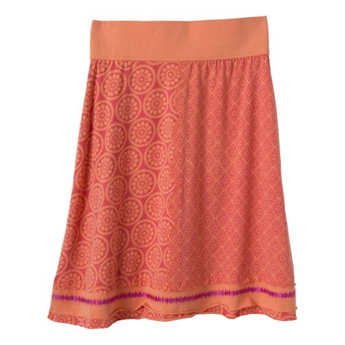 Womens Prana Lisette Fitness Skirts - Cardinal XL