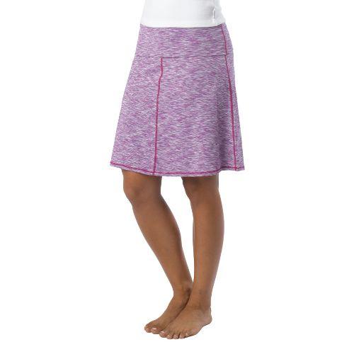 Womens Prana Leanne Fitness Skirts - Boysenberry S
