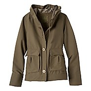 Womens Prana Terri Warm-Up Hooded Jackets