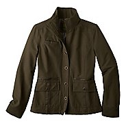 Womens Prana Lydia Warm-Up Unhooded Jackets