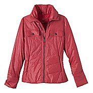 Womens Prana Chantal Warm-Up Unhooded Jackets